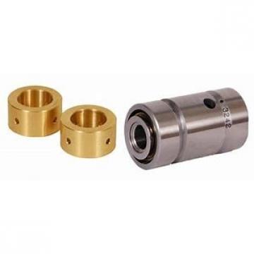 40 mm x 68 mm x 19 mm  SKF GAC 40 F paliers lisses